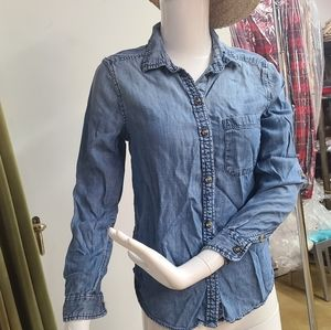 *Extra 50%OFF American Eagle Button Down Shirt